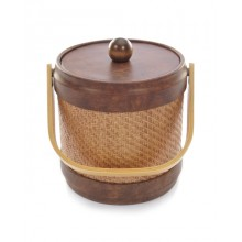Wicker Samoa 3 Quart Ice Bucket
